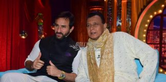 Saif Ali Khan promotes Chef on sets of Drama Company – PHOTOS
