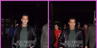 Salman Khan returns from Da-Bangg Tour in London – PHOTOS