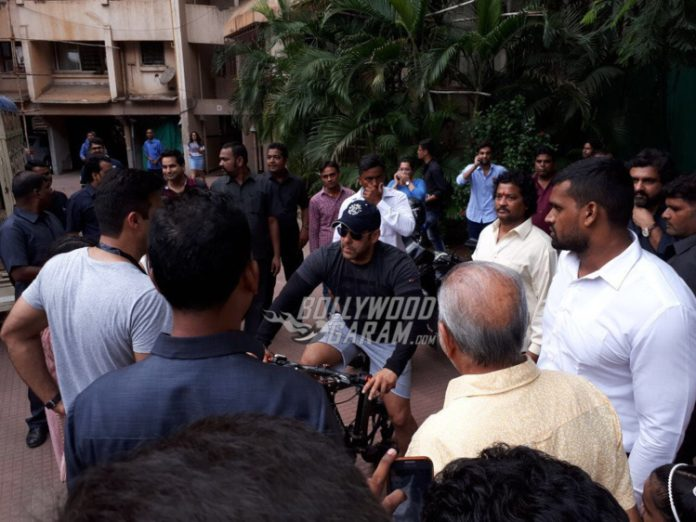 Salman Khan snapped - 1