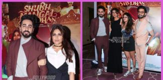 Photos: Ayushmann Khurrana and Bhumi Pednekar celebrate success of Shubh Mangal Saavdhan