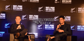Sidharth Malhotra visits Pune to address people about NZ escapades – PHOTOS
