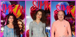 B'Town celebrities grace special screening of Simran – PHOTOS