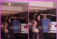 Soha Ali Khan and Kunal Khemu snapped together as they arrive for dinner – PHOTOS