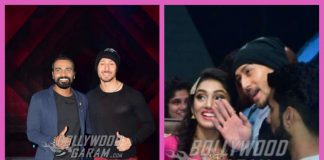 PHOTOS – Tiger Shroff shook a leg with contestants on the reality show Dance Plus 3