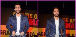 Varun Dhawan graces Jagran Cinema Summit in a Mumbai event – PHOTOS