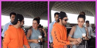 Varun Dhawan and Taapsee Pannu off to Jaipur to launch Oonchi Hai Building 2.0 from Judwaa 2