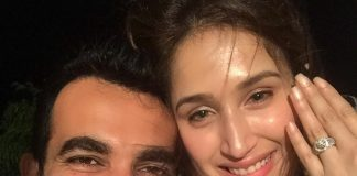 Actress Sagarika Ghatge confirmed getting married to Zaheer Khan on November 27