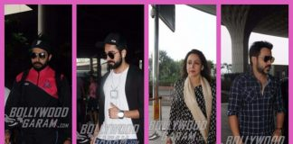 Bollywood celebs spotted at the airport sporting their stylish avatars – PHOTOS