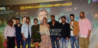 Golmaal Again song Maine Tujhko Dekha released