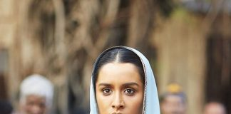 Haseena Parkar gets U/A certificate with two minor cuts from the CBFC