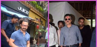 Aamir Khan relaxes while Anil Kapoor graces cleanliness campaign – Photos