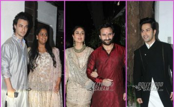 B'towners gather at Diwali bash hosted by Aamir Khan – PHOTOS