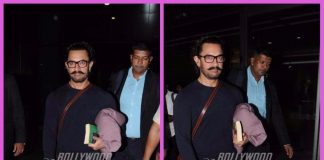 Aamir Khan returns from Secret Superstar promotions in Singapore – PHOTOS