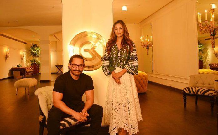 Aamir Khan gauri Khan (2)