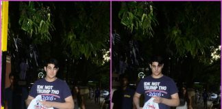 Aarav Kumar spends casual time with friends – PHOTOS