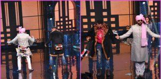 Abhishek Bachchan and Boman Irani fight it out at Lip Sing Battle – PHOTOS