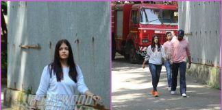 Aishwarya Rai Bachchan rushes to father's apartment after fire breaks out – Photos