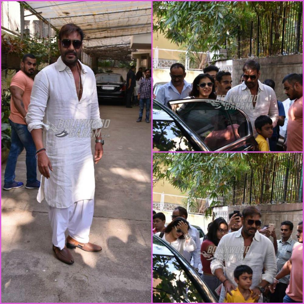 Lead stars of Golmaal Again grace Mumbai Manthan event