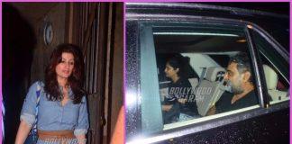 Akshay Kumar, Twinkle Khanna dine with colleagues R Balki and Gauri Shinde – Photos
