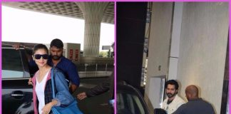 Alia Bhatt and Varun Dhawan snapped on busy schedules – Photos