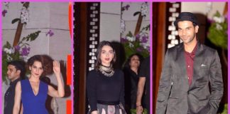 Nita Ambani and Mukesh Ambani host a lavish bash for B'towners and friends – Photos