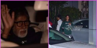Amitabh Bachchan returns from Maldives post 75th birthday celebration – Photos