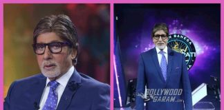 Amitabh Bachchan's birthday celebration on KBC 9 set – Photos