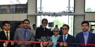 Photos: Amitabh Bachchan and Jaya Bachchan grace Kalyan Jewellers event in Bhopal