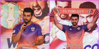 Arjun Kapoor announced new co-owner of FC Pune City – Photos