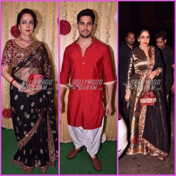 Ekta Kapoor Diwali bash