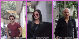 Photos: Emraan Hashmi, Mahesh Bhatt, Pooja Bhatt and Diljit Dosanjh snapped on a busy day