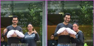 First-time parents, Esha Deol and Bharat Takhtani welcome their baby girl – PHOTOS