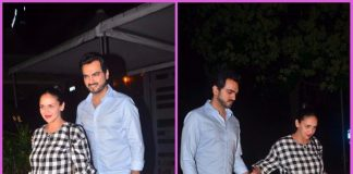 Esha Deol and husband Bharat Takhtani snapped on a dinner date together – PHOTOS