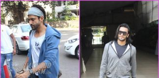 Farhan Akhtar and Ranveer Singh work it out at the gym – PHOTOS