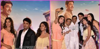 Kapil Sharma, Monica Gill and Ishita Dutta launch trailer of Firangi – PHOTOS