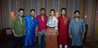 Team Golmaal Again in a festive spirit ahead of Diwali – Photos