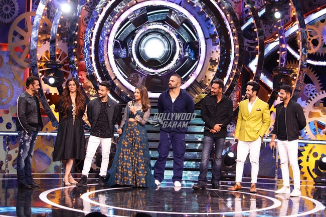 Golmaal Again on Bigg Boss 11