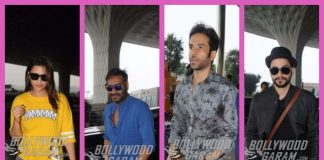 Golmaal Again team leaves for Delhi for film promotions – Photos