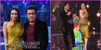 Karisma Kapoor and Govinda show some old dance moves on reality show – PHOTOS