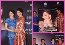 Hema Malini's biography launch by Deepika Padukone marks her 69th birthday – Photos
