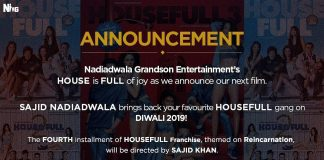 Housefull 4 to be released in Diwali 2019