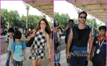 Hrithik Roshan and Sussanne Khan off to Goa for holidays with sons – PHOTOS
