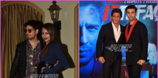 Shah Rukh Khan and Karan Johar host Ittefaq press event – PHOTOS