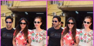 Kalki Koechlin and Richa Chadda promote Jia Aur Jia among students – PHOTOS