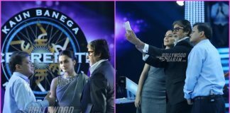 Taapsee Pannu visits sets of Kaun Banege Crorepati for Friday special episode – PHOTOS