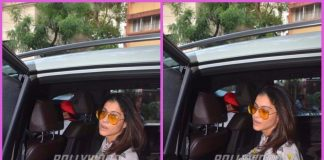 Kajol snapped post a spa session in Mumbai – PHOTOS