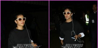 Kajol returns from family holiday in Goa – PHOTOS