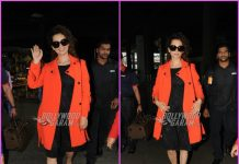 Kangana Ranaut returns to Mumbai after Diwali holidays – PHOTOS