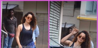 Kangana Ranaut gets back to sword fighting practice post recovery – PHOTOS