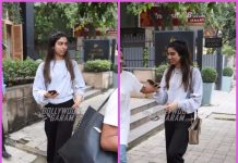 Sridevi's daughter Khushi Kapoor goes shopping ahead of Diwali – Photos